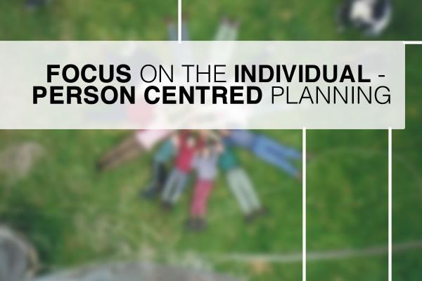 person centred planning legislation