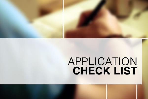application_checklist