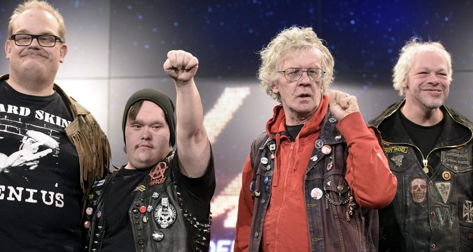 Pertti Kurikan Nimipäivät Euroviisut