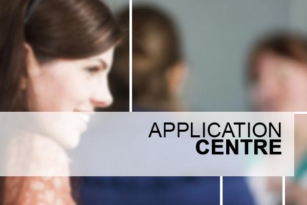 Application Centre